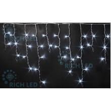 Светодиодная бахрома Rich LED 3х0.5 м, IP65