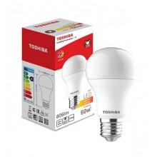 Лампа светодиодная Toshiba Е27  8.5 Вт Диммируемая 220°