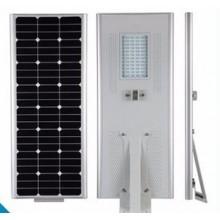 Уличный светильник на солнечной батарее (консольный) с датчиком движения