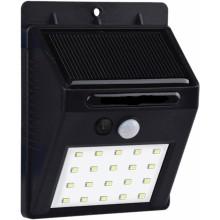 Уличный светильник на солнечной батарее 3.7Вт