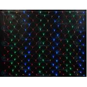 Светодиодная сетка Rich LED 2*3 м, синяя