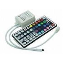 Контроллер LN-IR44B 12/24В-72/144Вт
